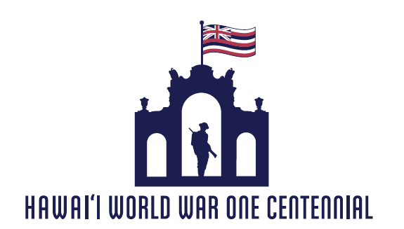 HAWAII WORLD WAR ONE Logo