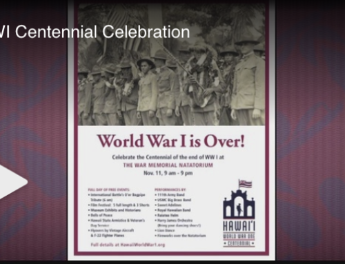 Living 808 – WWI Centennial Celebration